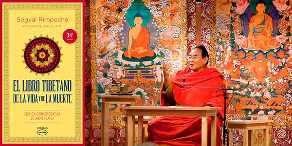 "Chollo ""El libro tibetano de la vida y de la muerte"" en tapa blanda"