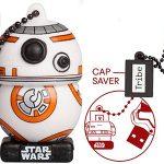 Chollo Pendrive Tribe USB 2.0 Star Wars Stormtrooper y BB8 de 32 GB