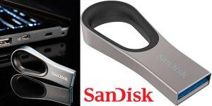 Chollo Memoria flash SanDisk Ultra Loop de 128 GB