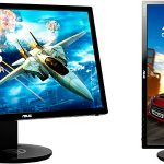 "Chollo Monitor gaming Asus VG248QE de 24"" Full HD"