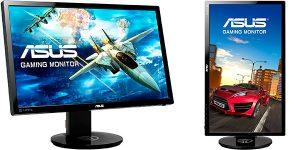"Chollo Monitor gaming Asus VG248QE de 24"" Full HD"