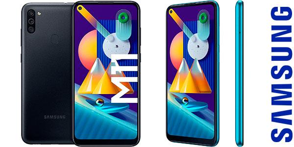 "Chollo Smartphone Samsung Galaxy M11 de 6,4"" 3GB +32GB"
