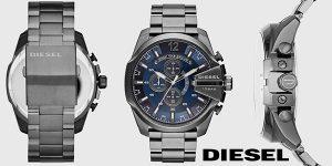 Chollo Reloj Diesel DZ4329 Mega Chief para hombre