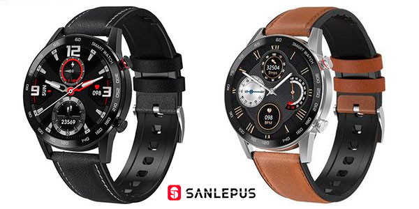 Chollo Smartwatch SANLEPUS ECG de 1,3""