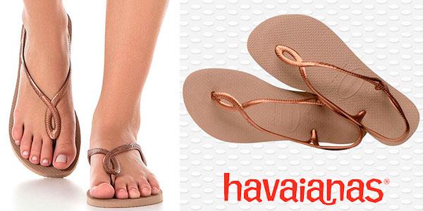 Chollo Sandalias Havaianas Luna para mujer