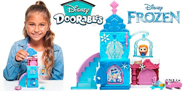 Chollo Set Castillo de Frozen de Disney Doorables con una minifigura