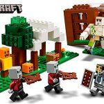 Chollo Set Puesto de saqueadores de LEGO Minecraft