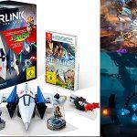 Chollo Set de inicio Starlink: Battle for Atlas para Switch con Arwing, 2 pilotos y 2 armas