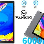 "Chollo Tablet Vankyo MatrixPad S20 de 10"" HD [3GB+64GB]"