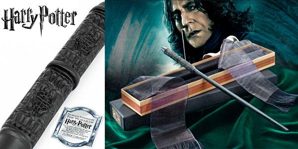 Chollo Varita mágica de Snape en caja de Ollivanders