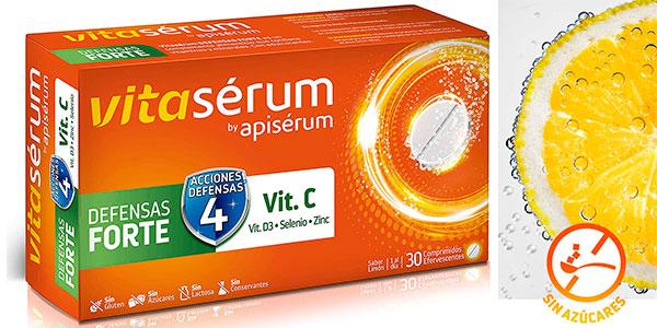 Chollo Vitasérum Defensas Forte de 30 comprimidos