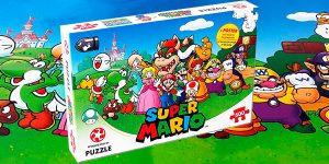 Chollo Puzle Super Mario & Friends de 500 piezas