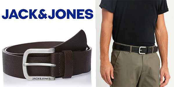 Cinturón Jack Jones Jacharry Belt barato