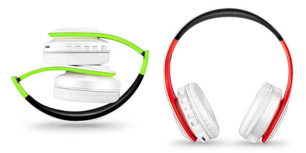 Colorfuls auriculares diadema bluetooth baratos