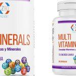 Complejo vitamínico x90 Cápsulas Multi vitaminerals Z90 barato en Amazon