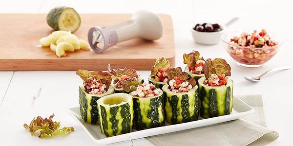 cortador formas frutas verduras Lékué oferta