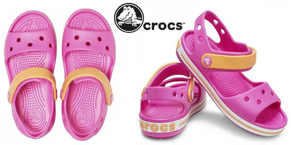 Crocs Crocband Sandal Kids chollo