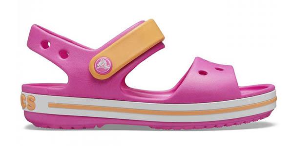 Crocs Crocband Sandal Kids sandalias infantiles oferta