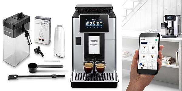 De'Longhi Primadonna Soul ECAM612-55-SB cafetera superautomática oferta