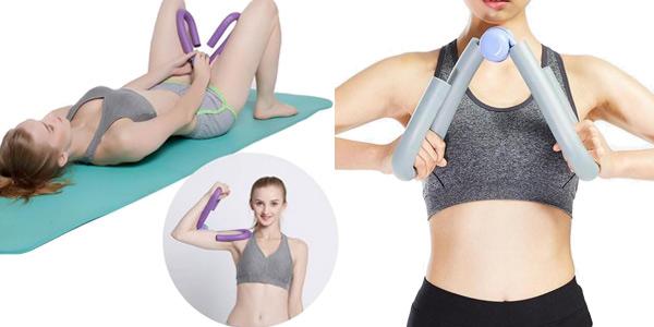 Ejercitador de piernas y brazos en PVC chollo en AliExpress