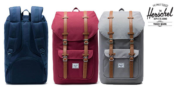 Herschel Little America mochila chollo