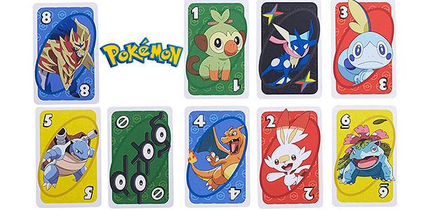 UNO Pokémon barato