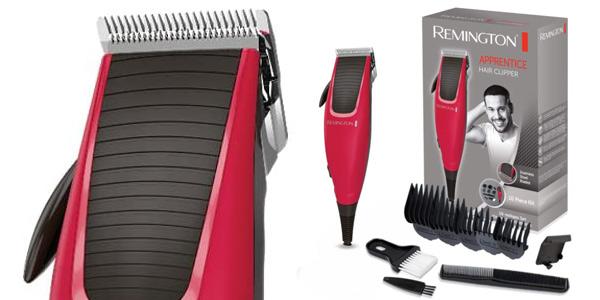 Kit Máquina de Cortar Pelo Remington HC5018 Apprentice + 10 accesorios barato en Amazon