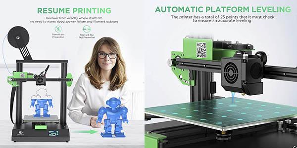 Labists impresora 3D calidad profesional oferta