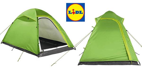 Lidl tienda campaña oferta