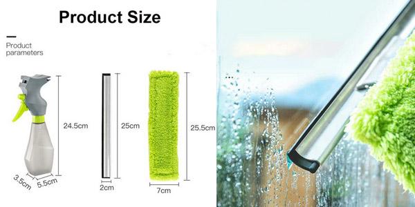 Limpiador de ventanas 3 en 1 Eyliden chollo en AliExpress