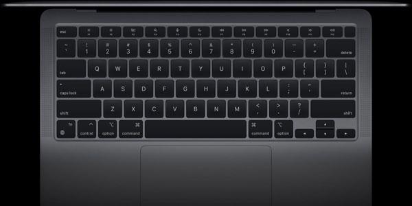 Nuevo teclado Macbook Air M1