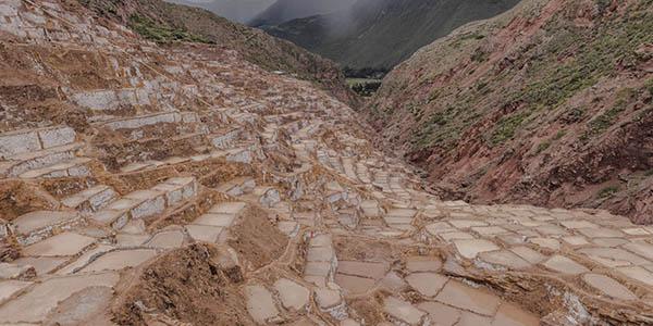Machu Pichu Minas sal Maras Perú tour online