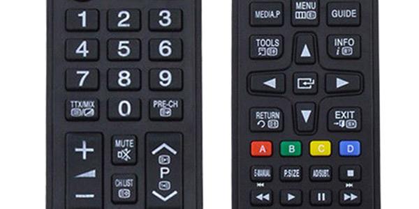 Mando a distancia compatible con los televisores LG chollo en AliExpress