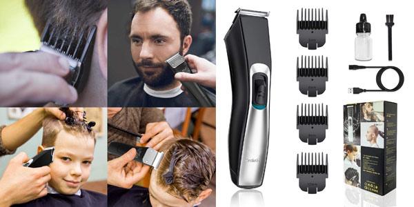 Máquina profesional para cortar el pelo Axceed para hombre barata en Amazon