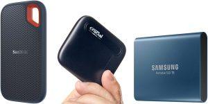 mejores discos SSD portátiles
