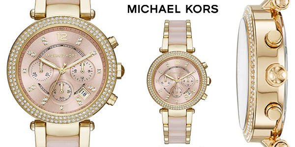 Michael Kors MK6326 reloj chollo