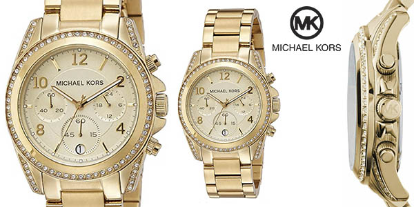 Michael Kors SO 1643 LQ reloj chollo
