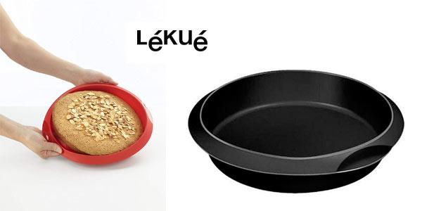 Molde redondo silicona Lekue barato