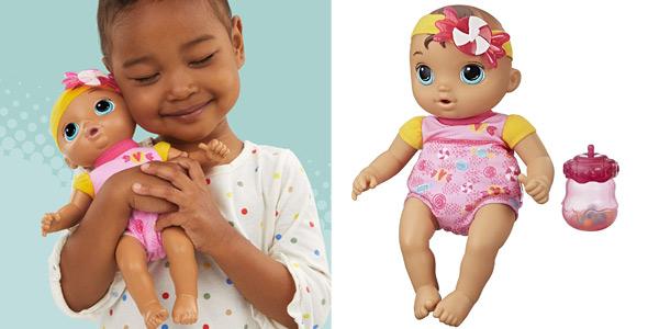 Muñeco Bebé Baby Alive Tiernos Abrazos (Hasbro E75995L0) barato en Amazon