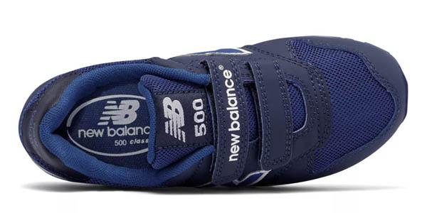 New Balance 500 zapatillas infantiles chollo