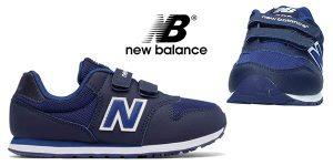 New Balance 500 zapatillas para niños baratas