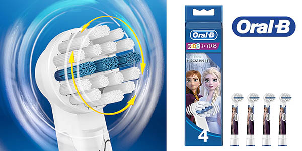Oral-B Stages Power Frozen recambios baratos