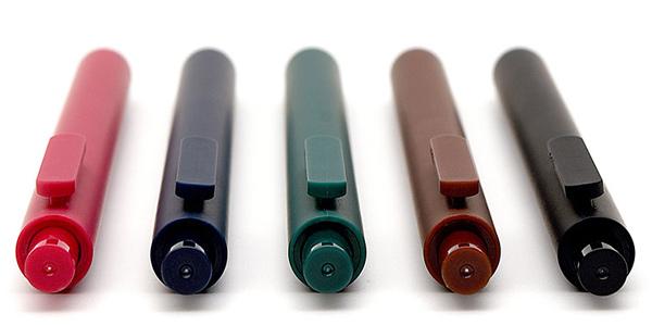 Pack 5 Bolígrafos de gel Xiaomi Kaco chollo en AliExpress