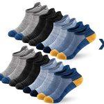 Pack x8 calcetines tobilleros Newdora para hombre baratos en Amazon