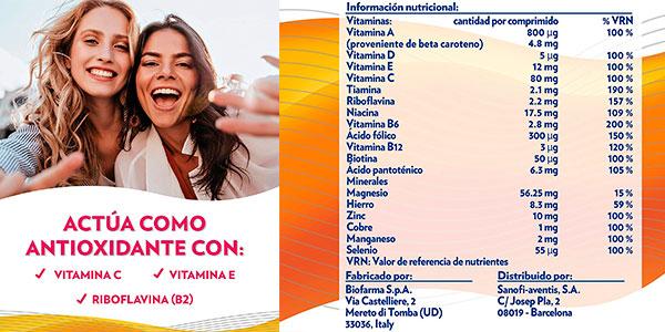 Pharmaton Mujer Vitaminas y Minerales de 30 comprimidos barato