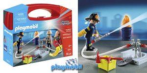 Playmobil City Action bomberos oferta