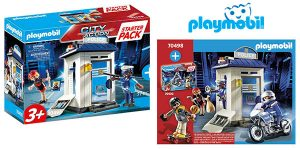 Playmobil City Action Starter Pack Police Station chollo