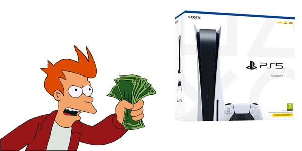 ansiedad de compra por PS5