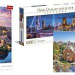 puzles baratos ciudades del mundo