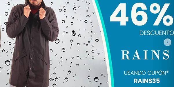 Rains cupón descuento Dakonda